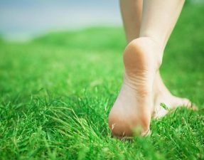walking-on-the-grass
