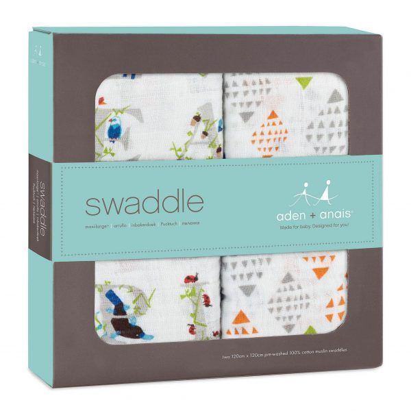 classic swaddle 2 packs paper tales